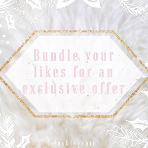Other - Bundle and save!💖😊
